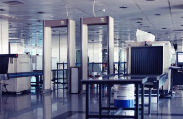sécurité et surveillance d'intrusion aéroport